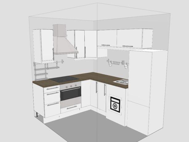 plan kitchen cabinet layout
