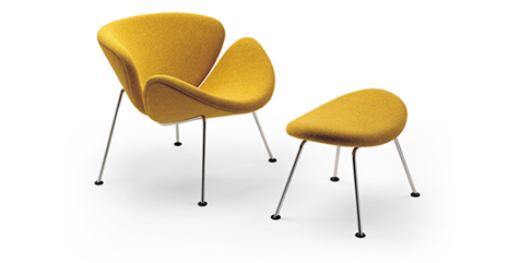 Pierre paulin timeless design for Designer chairs from the 60s