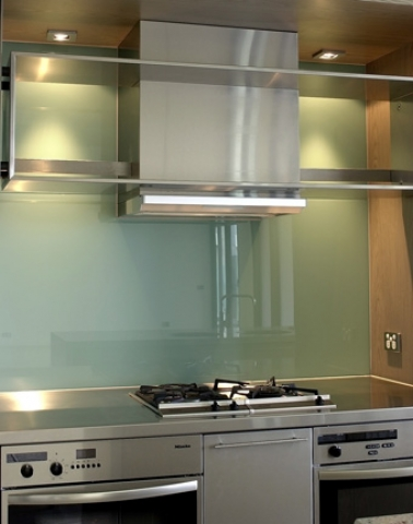 Kitchen Splash Backs Color Glass
