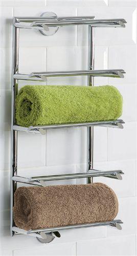 Towel storage |