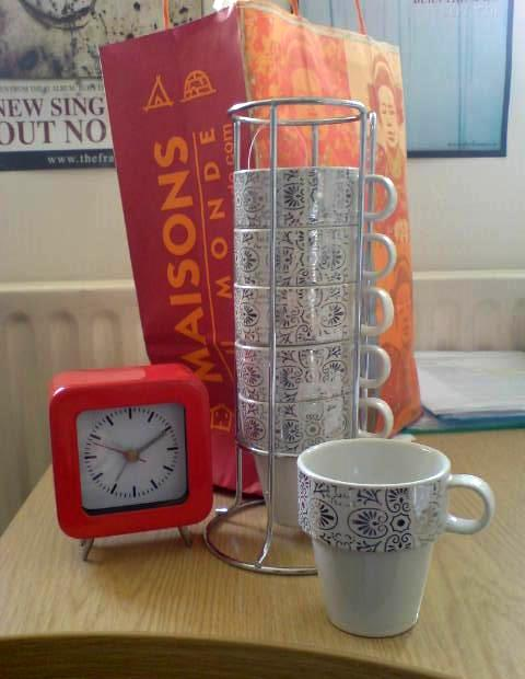cup and clock 1