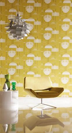Harlequin Illuminate wallpaper