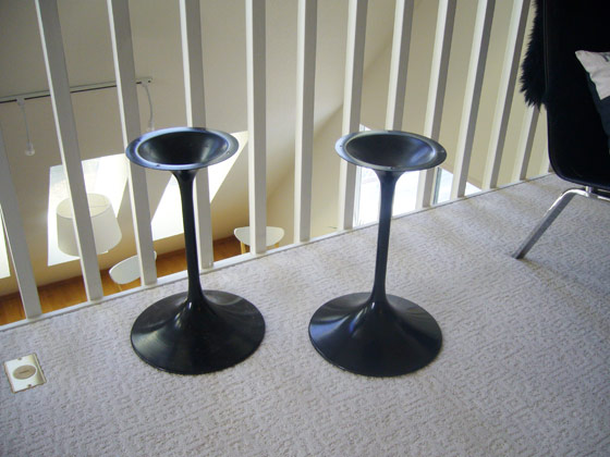 how to build timber speaker stands