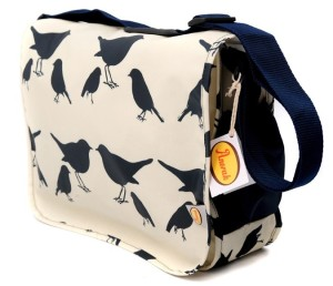 'KISSING ROBINS' SHOULDER BAG_1