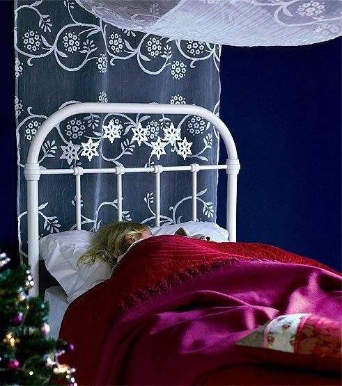 XMAS-bedroom