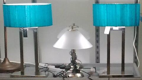 bargainstore blue lamp2
