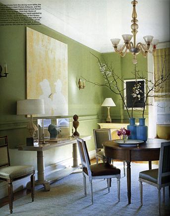 interiors sheila bridges. Black Bedroom Furniture Sets. Home Design Ideas