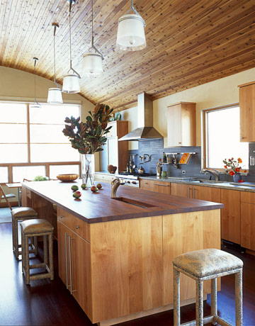 Kitchens From House Beautiful Advertisements