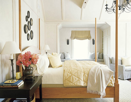 Guest bed ideas for 4 poster bedroom ideas